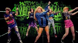 what's your name - 4minute