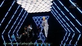 dream girl (dance version, vietsub) - shinee