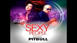 sexy people (the fiat song) - arianna, pitbull
