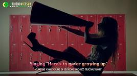 here's to never growing up (kara, vietsub) - avril lavigne