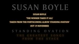 the winner takes it all - susan boyle