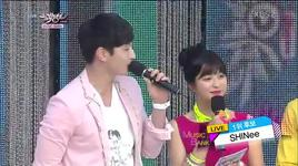 interview, why so serious, ending (130510 music bank in o-song special) - shinee