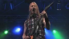 meresta maalle (live wacken 2008) - stam1na