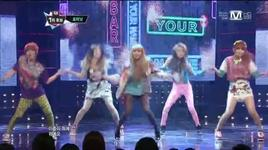 what's your name (130516 m countdown) - 4minute