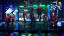 one shot (130516 mtv k presents b.a.p live in nyc) - b.a.p