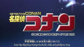q & a (detective conan opening 36) (vietsub, kara) - b'z