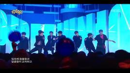 break down (130202 music core) - super junior-m