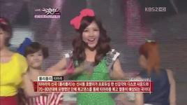 roly poly (live) - t-ara