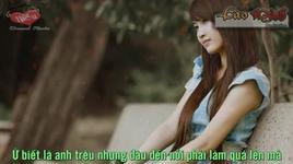 ghet qua di (lyric) - fb 009, chi teehee