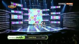 luv virus (130605 show champion) - skarf