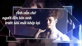 tung uoc hen (lyrics) - dai nhan