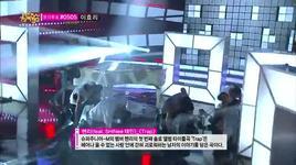 trap (130608 music core) - henry (super junior-m), tae min (shinee)