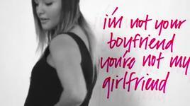 not your boyfriend (lyric video) - 2am club