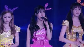 not alone (130616 girls & peace japan 2nd tour in fukuoka) - snsd