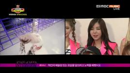 interview, first love (130619 music show! champion) - after school