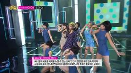 darling of all hearts (130622 music core) - sunny hill
