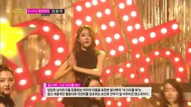 be ambitious (130622 music core) - dal shabet