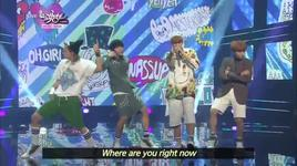 what's happening (130622 music bank) - b1a4