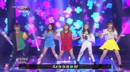 what's your name (130622 music bank) - 4minute