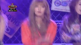 what's your name (130703 music show! champion) - 4minute