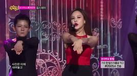 i dance (130706 music core) - ivy, ydg
