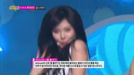 is it poppin? (130706 music core) - 4minute