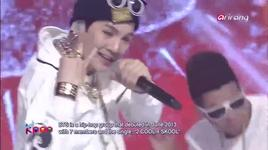 no more dream (130709 simply k-pop) - bts (bangtan boys)