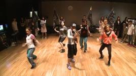the baddest female (dance practice) - cl