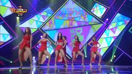 be ambitious (130710 music show! champion) - dal shabet