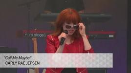 call me maybe (live on ncc yearly concert) - carly rae jepsen