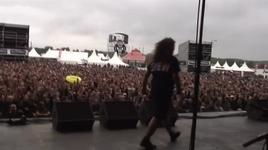 slipping from reality (hellfest open air 2010) - tankard