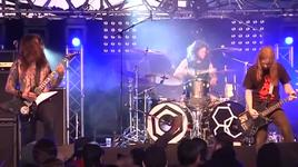 acid hand (hellfest open air 2010) - saviours