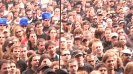 coat to arms (hellfest open air 2010) - sabaton