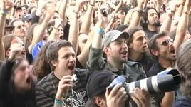 your poison throne (hellfest open air 2010) - nevermore