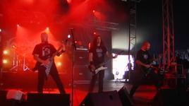 cross the threshold (hellfest open air 2010) - loudblast