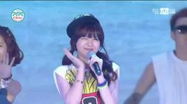 in summer (130718 mnet 20's choice) - girl's day, verbal jint