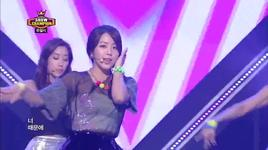 hot & cold (130717 music show! champion) - jewelry