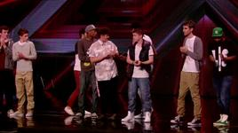 boys reveal (the x factor uk finalists - season 9) - v.a