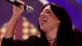 nicole discusses her biggest threat in competition (the x factor uk finalists - season 10 - live - week 1 - 2013) - v.a