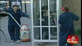 just for laughs gags - phone booth cleaning prank - vol 4 - v.a