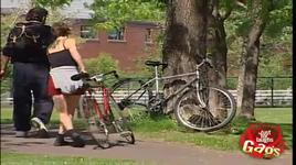 just for laughs gags - bicycle thief woman - vol 5 - v.a