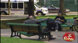 just for laughs gags - fat man breaks park bench - vol 5 - v.a