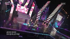 oops! (130720 changwon citizensday concert) - g.na, il hoon (btob)