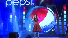honey (live on pepsi now!) - ho quynh huong