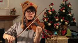 jingle bells (violin cover) - jun sung ahn
