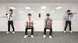 ugly - 2ne1 (volin cover) - jun sung ahn