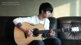 roliing the deep - adele (guitar cover) - sungha jung