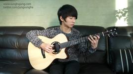 un-break my heart - toni braxton (guitar cover) - sungha jung