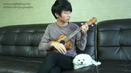 isn't she lovely - stevie wonder (ukulele)  - sungha jung