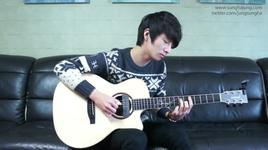 lalala - younha (guitar cover) - sungha jung